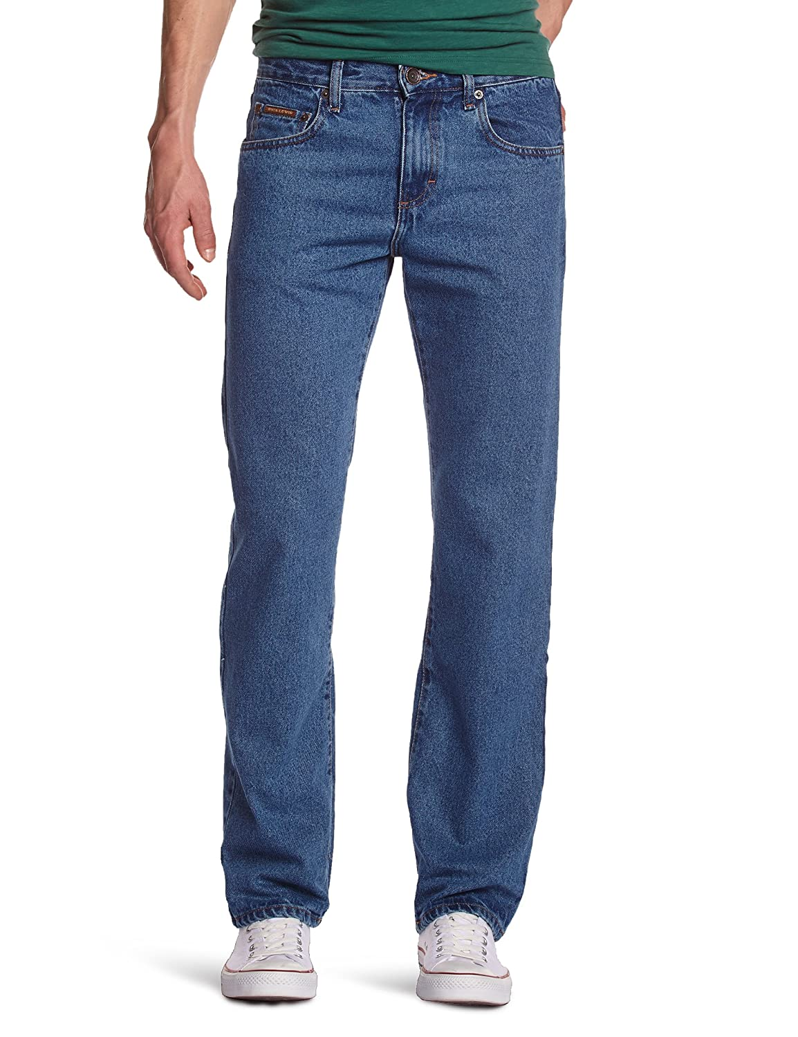 new products 1a664 e3919 Rica Lewis Men RL70 essentiel Straight Jeans