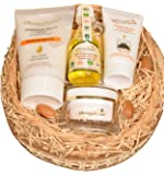 Pure Argan Oil Beauty Gift Set , 4 products by Moroccan Treasures