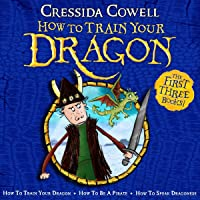 How to Train Your Dragon Collection: How to Train Your Dragon, Books 1-3