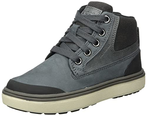 GEOX MATTIAS B ABX Uomo: Sneakers Alte Blu   GEOX ®   Geox