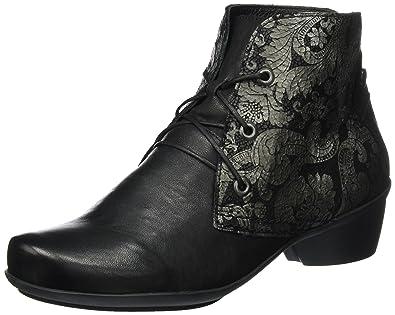 Think! Sammas, Desert Boots Femme, (SZ/Kombi 09), 37 EU