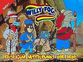 Willy Fog - Reise zum Mittelpunkt der Welt - Staffel 1