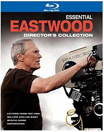 Essential Eastwood Directors Collection Letters From Iwo Jima Million Dollar Baby Mystic
