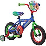 "PJ Masks Boy's 12"" Bicycle, Blue"