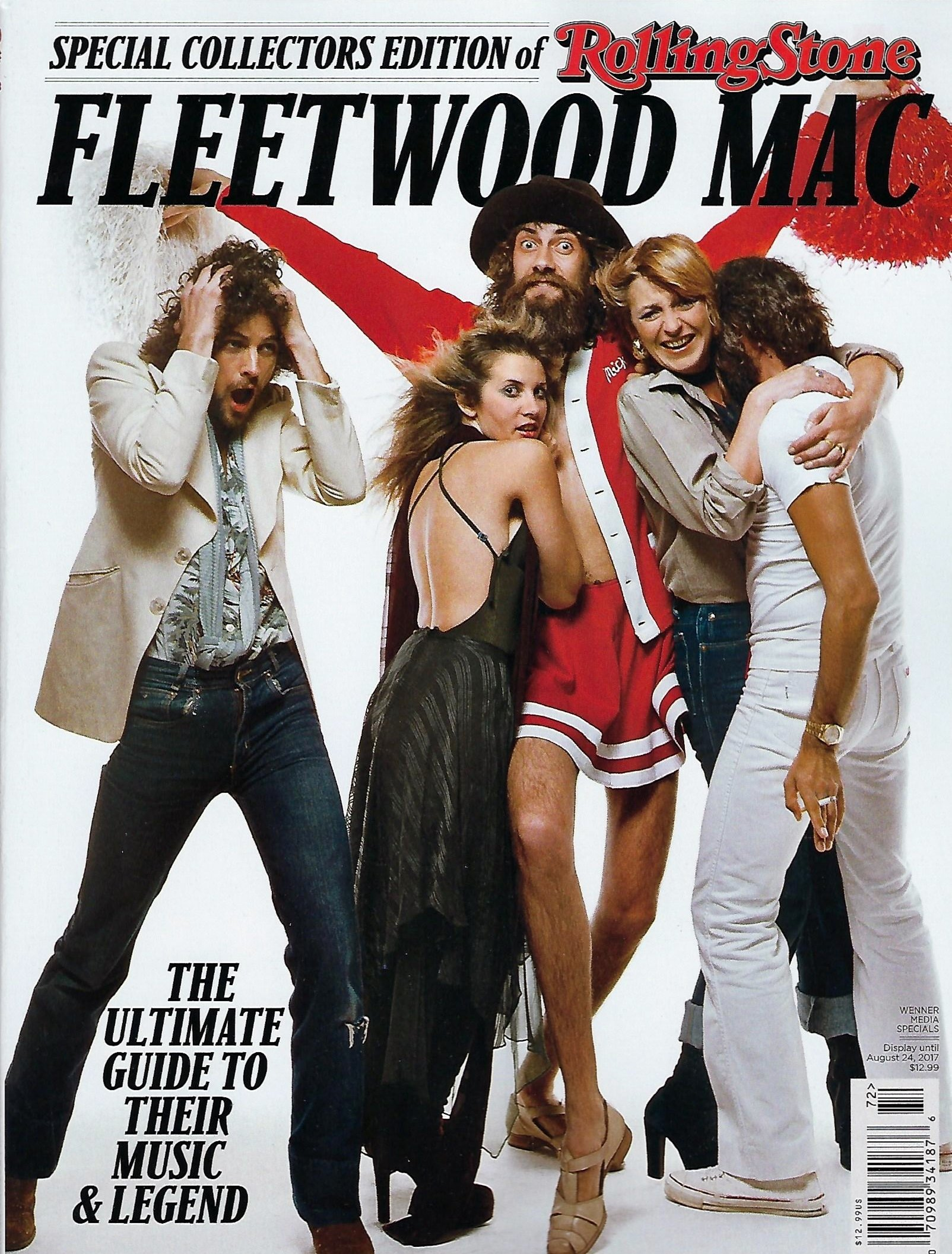 ROLLING STONE 2017 SPECIAL EDITION - FLEETWOOD MAC : THE