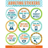 Adulting Stickers (Peel and Stick Fun!)