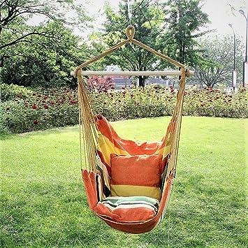 Amazon De Cherish Zzn Seil Zum Aufhangen Hangematte Sessel Swing