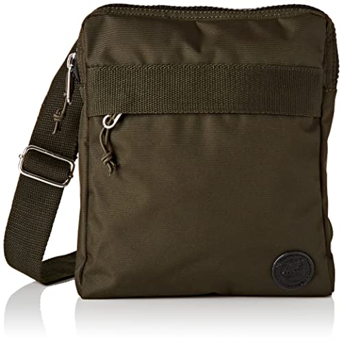 057279566af Timberland Men's TB0M5475 Shoulder Bag Green Green (Forest Night 768 ...