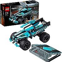 Lego Technic - Le pick-up du cascadeur - 42059 - Jeu de Construction
