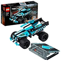 LEGO Technic - Le pick-up du cascadeur - 42059 - Jeu de Construction