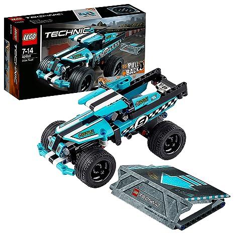 Lego Technic 42059 Stunt Truck Rückziehauto Auto Bauset