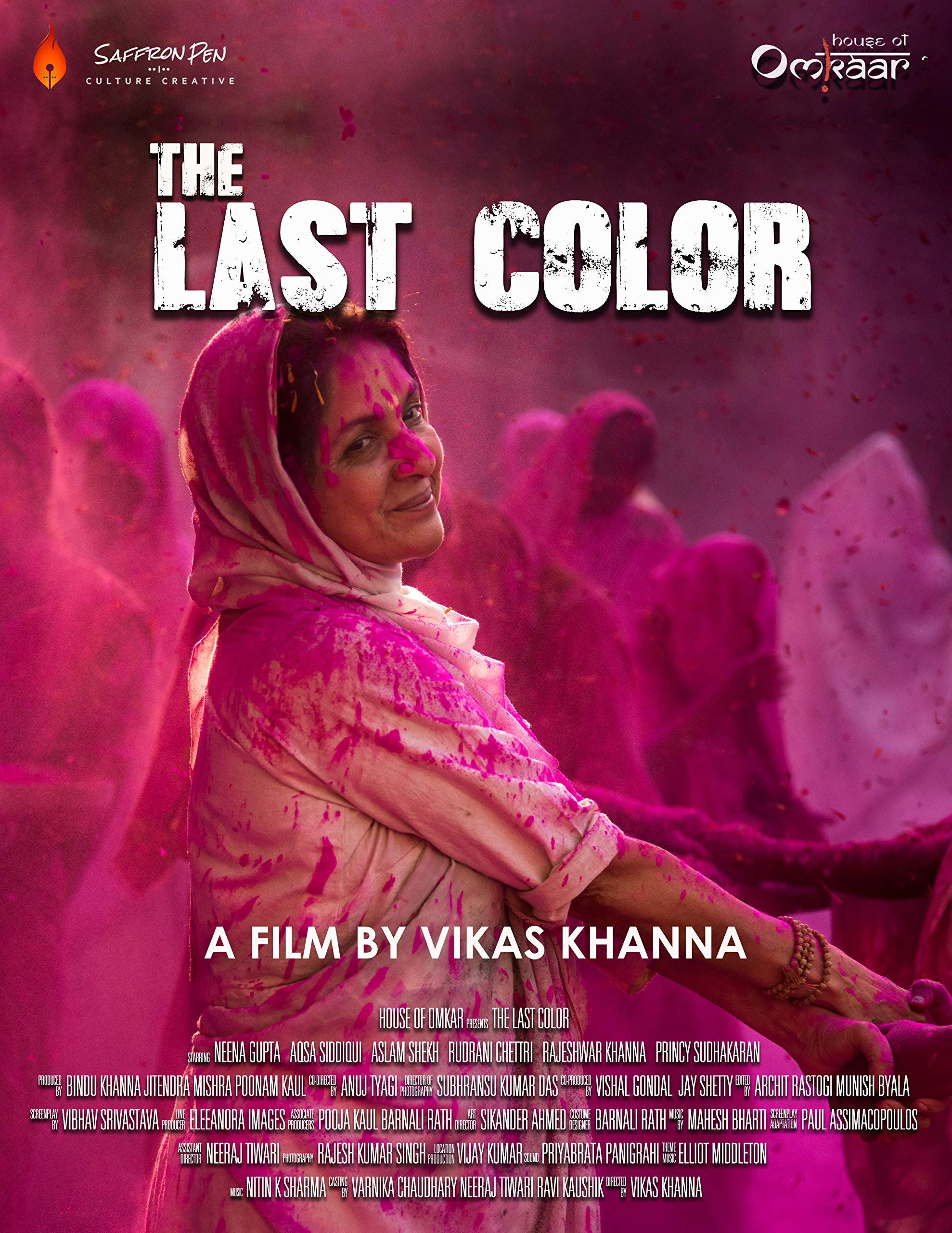 The Last Color on Amazon Prime Video UK