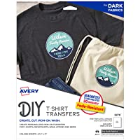 Deals on Avery Printable T-Shirt Transfers