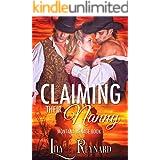 Claiming Their Nanny: A Cowboy Ménage Romance (Montana Ménage Book 1)