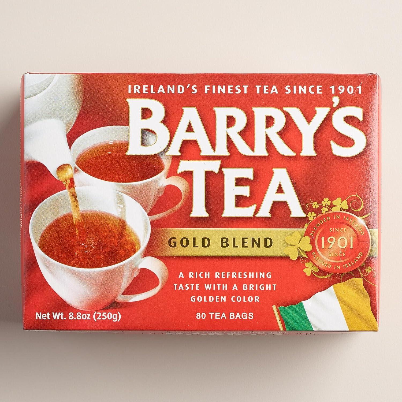 Barry's Gold Blend Tea Our shop most popular Set 6 oz of 8.8 Quantity limited