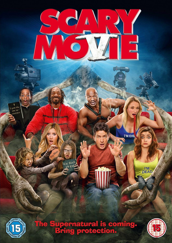 Amazon Com Scary Movie 5 Dvd Movies Tv
