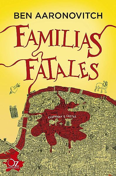 Familias fatales (Ríos de Londres nº 4) eBook: Aaronovitch, Ben, Rodil, Marina: Amazon.es: Tienda Kindle