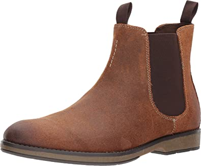 Amazon Com Clarks Men S Hinman Chelsea Boot Shoes