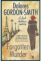 Forgotten Murder (A Jack Haldean Murder Mystery) Hardcover
