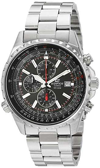 5e2bf3a1d06 Amazon.com  Casio Men s Edifice EF527D-1AV Stainless Steel Multi ...