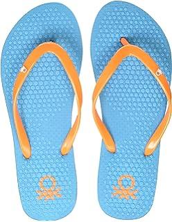 c03b6cb9800c Reebok Women s Avenger Flip Black and Sea Foam Green Flip-Flops and ...