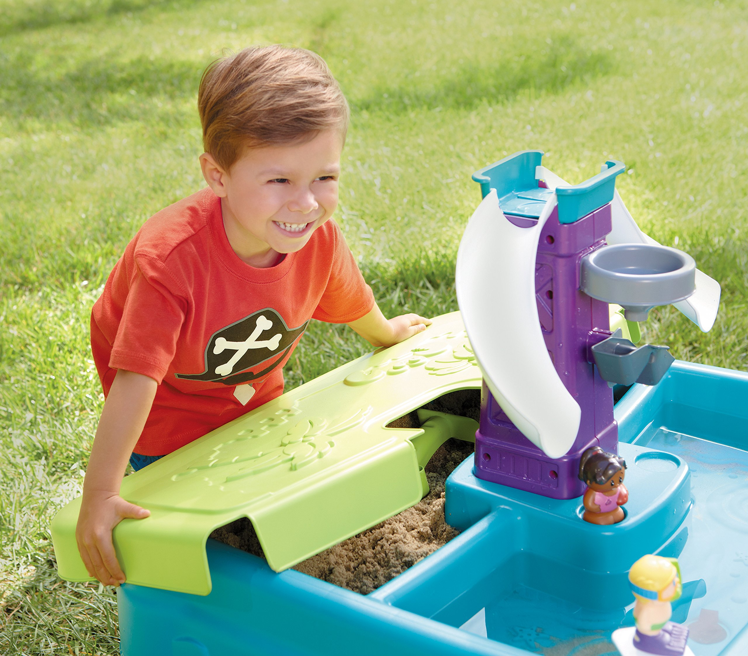 Little Tikes Sandy Lagoon Waterpark Play Table by Little Tikes (Image #6)