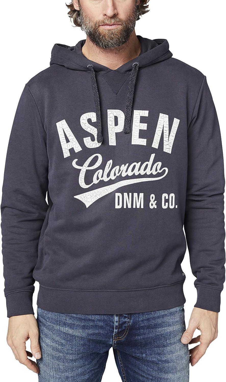 TALLA S. Colorado Denim Sweatshirt, Sudadera para Hombre