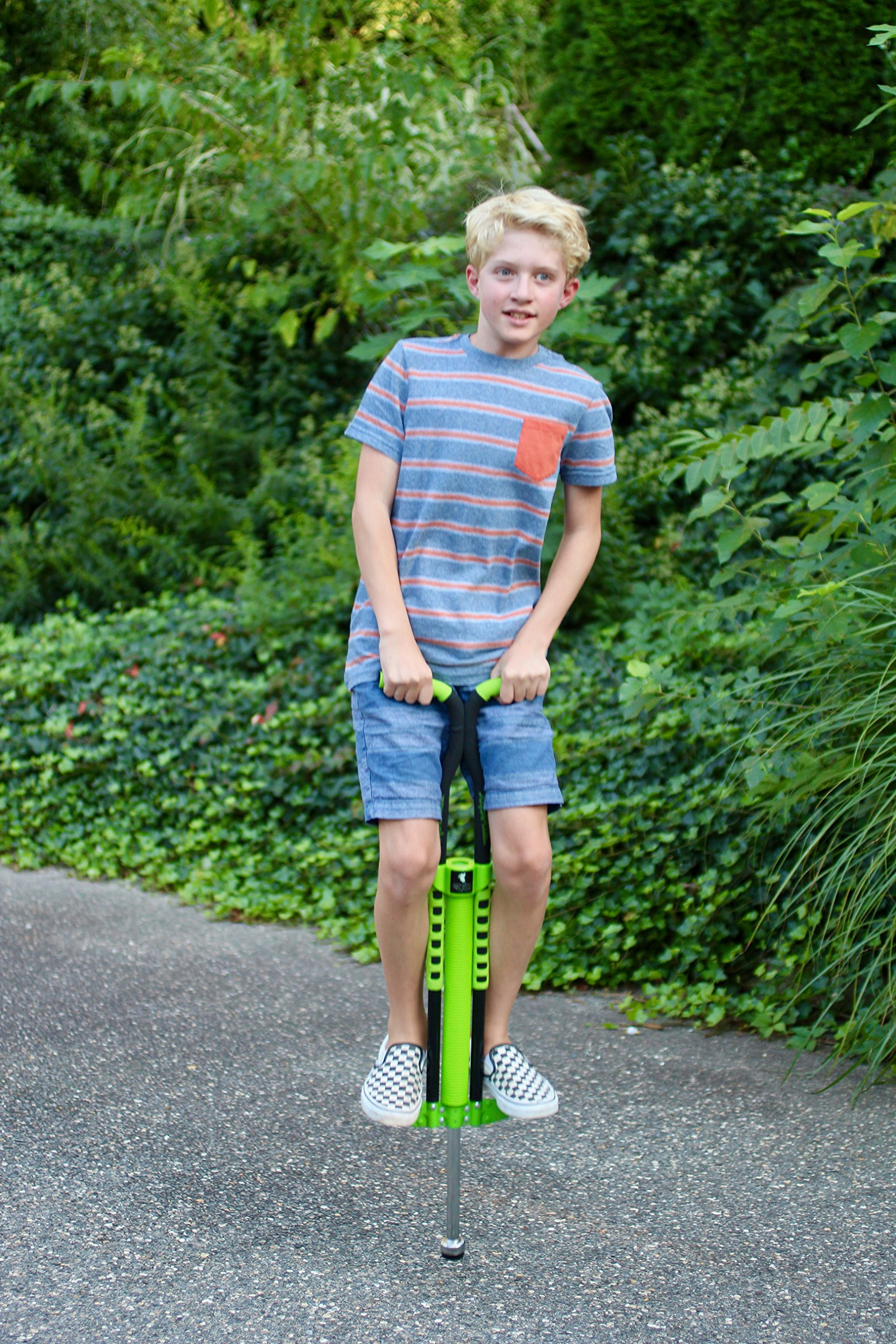 Flybar Master Pogo Stick- Green ... by Flybar (Image #4)