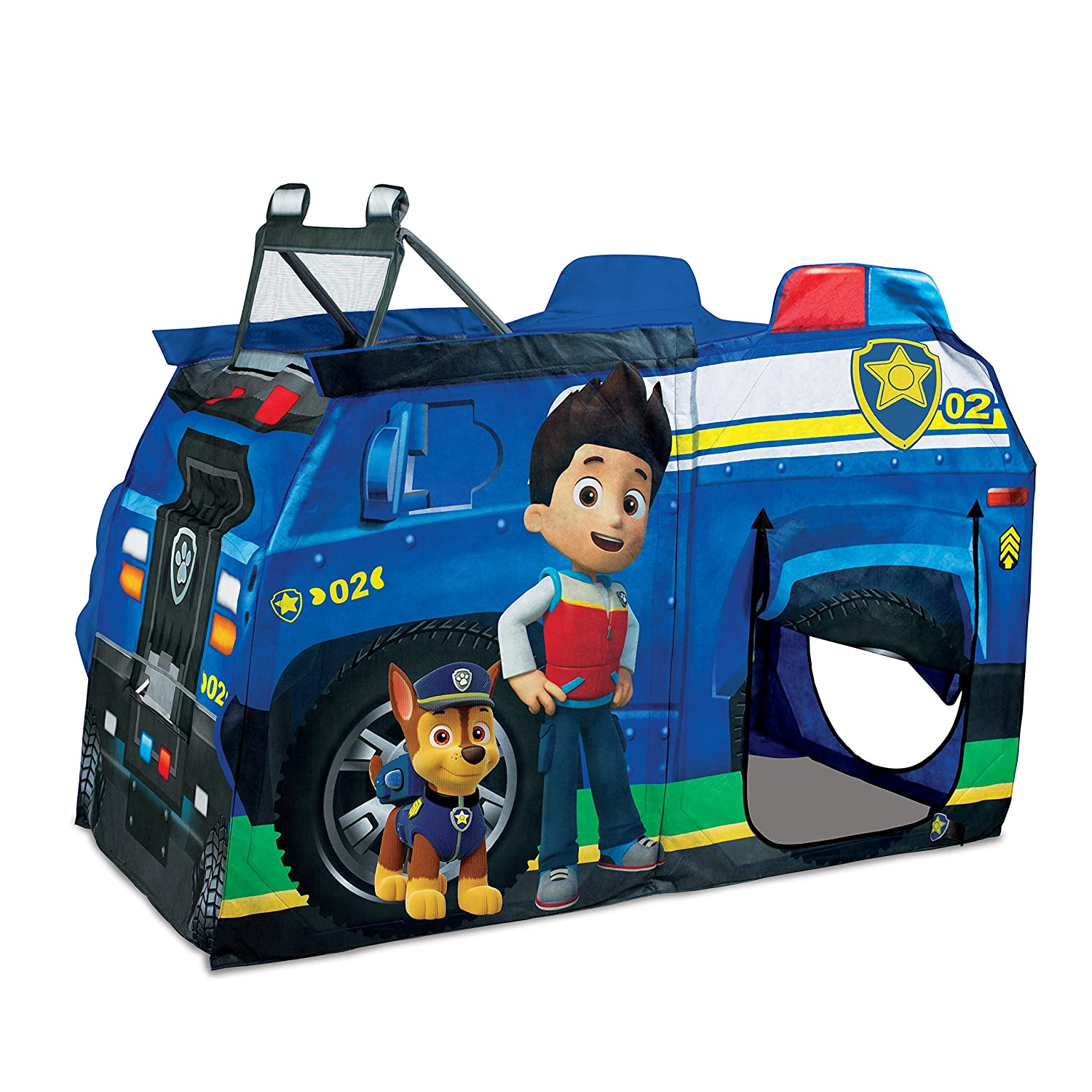 best sneakers f572a 6ac05 Playhut Paw Patrol Chase Police Truck Playhouse