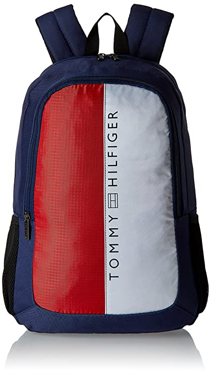 f4e509c5 Tommy Hilfiger Horizon 20.7 Ltrs Navy Casual Backpack (TH/BIKOL08HOR):  Amazon.in: Bags, Wallets & Luggage