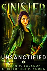 Sinister: Unsanctified (Black Ops Paranormal Police Department Book 2) Kindle Edition