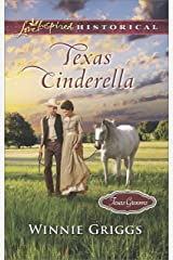 Texas Cinderella (Texas Grooms (Love Inspired Historical)) Kindle Edition