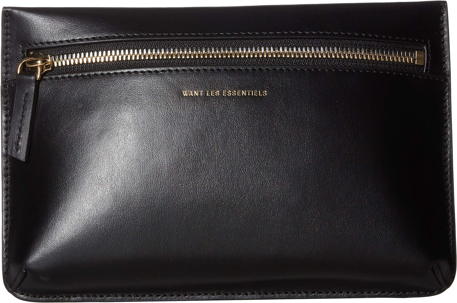 WANT Les Essentiels Women's Castillo Convertible Belt Bag, Jet Black, One Size