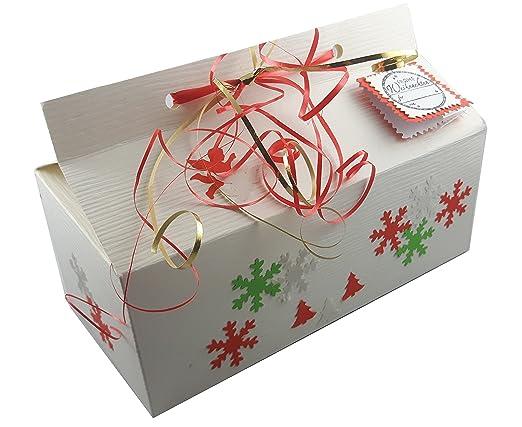 Geschenkbox Weihnachten.Geschenkbox Weihnachten 5 Verschiedene Sorten Im Mix Zuckerfrei