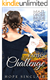 Faith's Challenge (Mail Order Adventures)