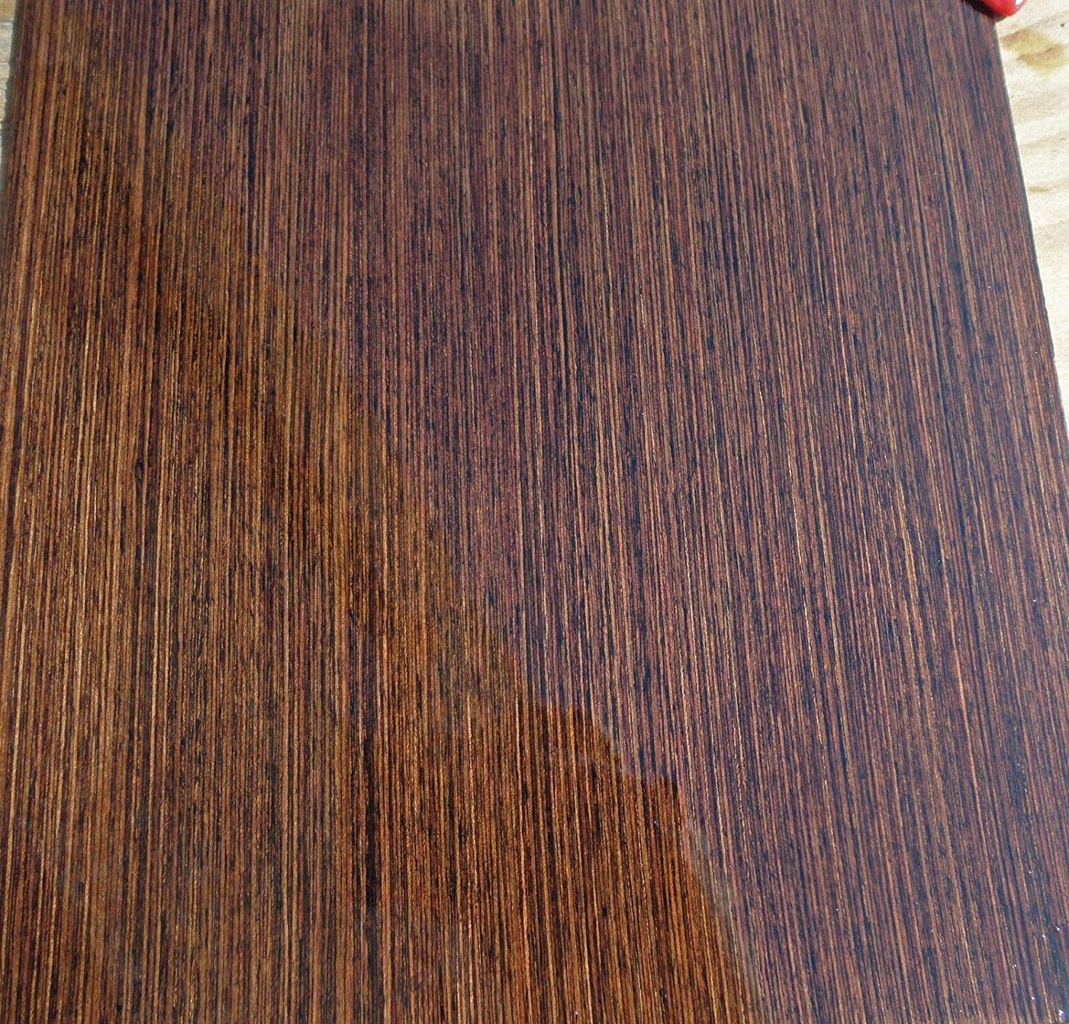 """Birdseye Maple composite wood veneer 24/"""" x 96/"""" with paper backer 1//40th/"""" thick"""