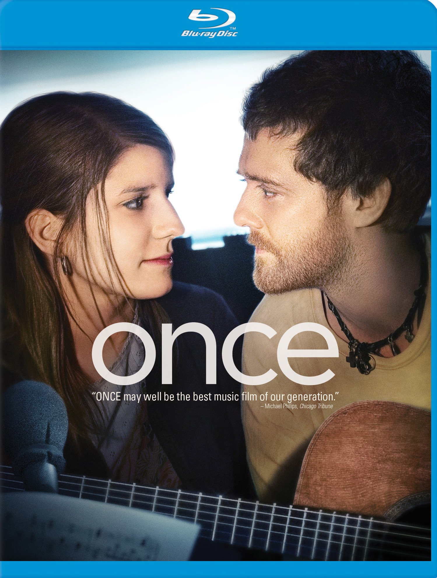 Blu-ray : Once (Pan & Scan, With Movie Cash)