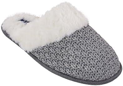 5aca03803904 IZOD Ladies Slippers