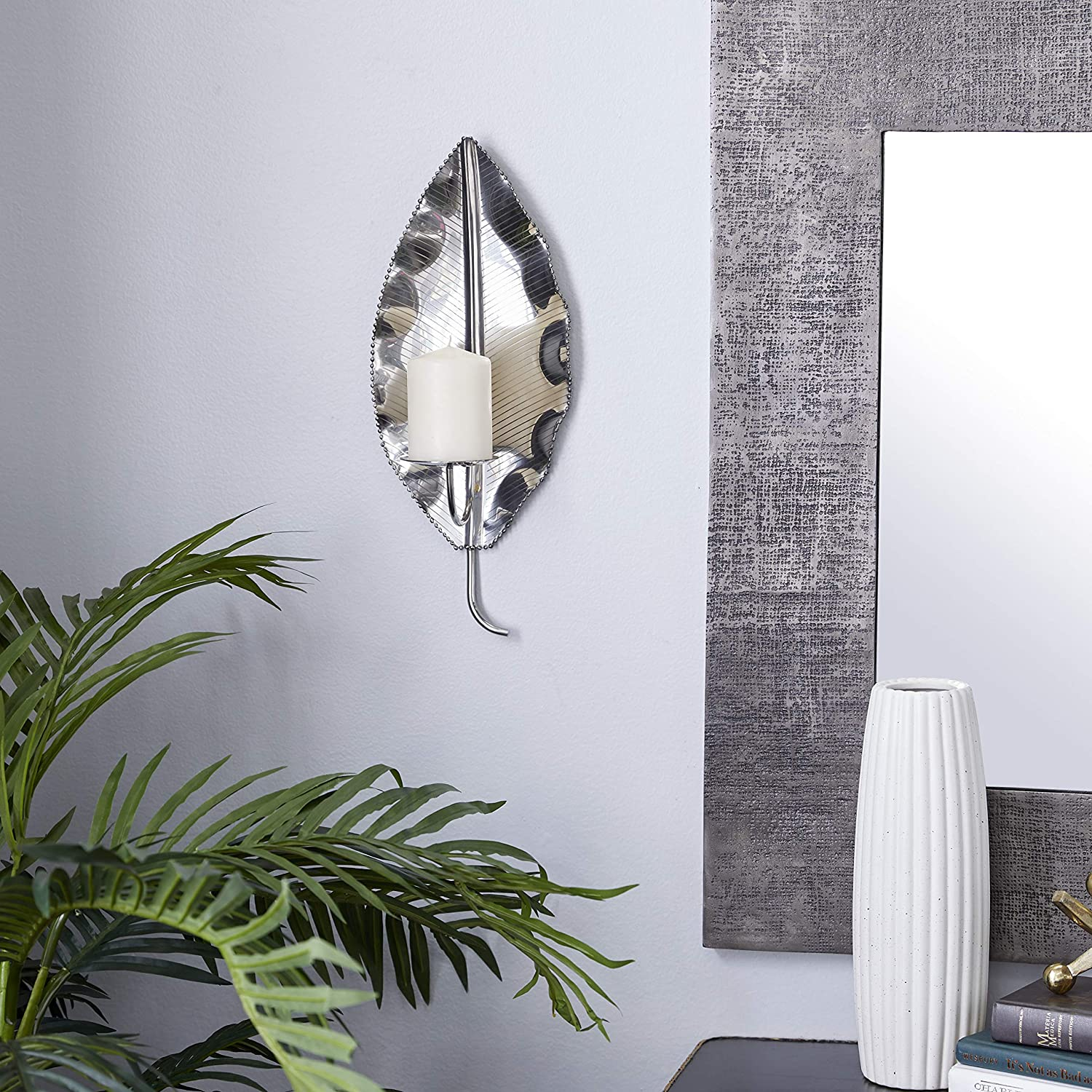 Deco 79 Wall Sconce, 8