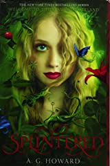 Splintered (Splintered Series #1) Paperback