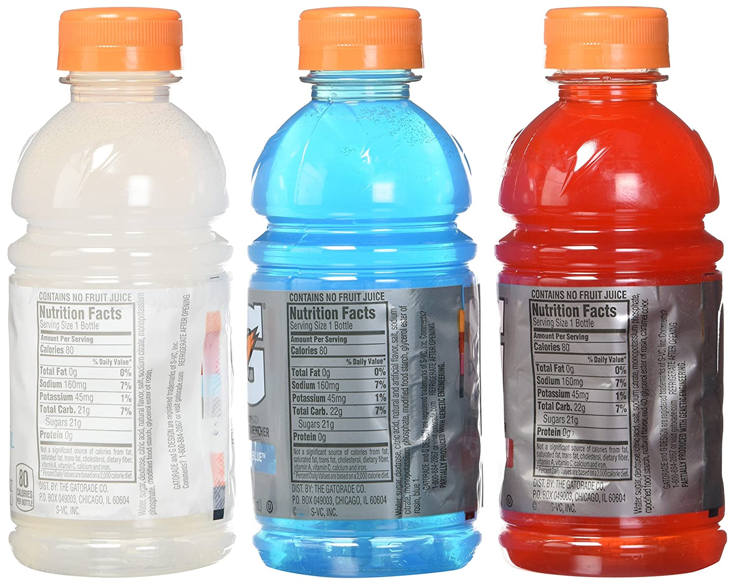 Amazon.com : Gatorade Beverage Liberty Limited Time Offer (Pack of 28) 12 Fl Oz, 336 Fluid Ounce : Grocery & Gourmet Food