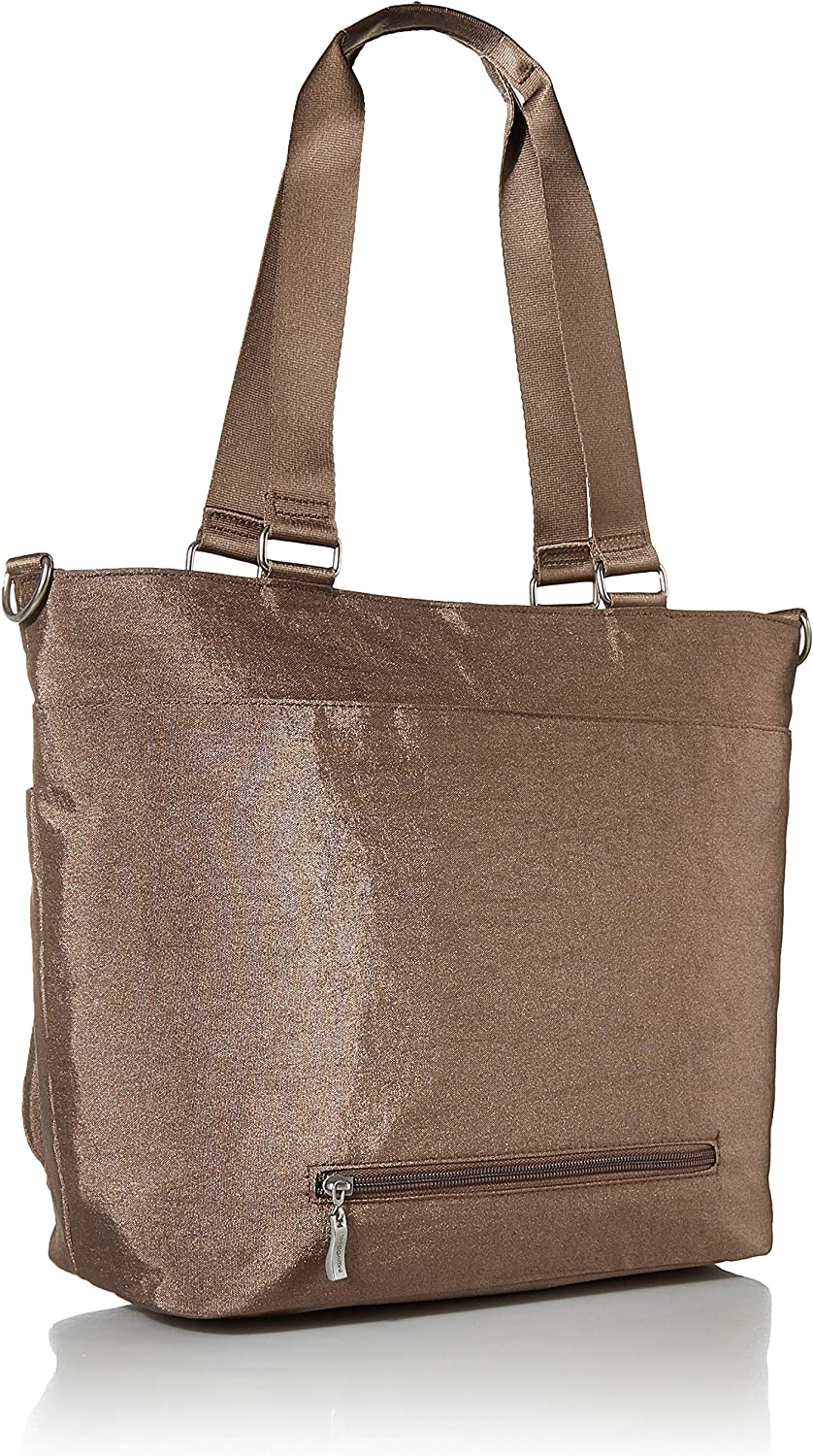 Baggallini Womens New Classic Any Day Tote with RFID Phone Wristlet