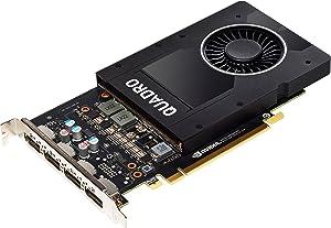 Nvidia Quadro P2000 5GB GDDR5 128-bit PCI Express 3.0 x16 Full Height Video Card