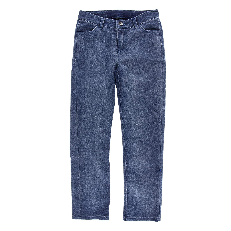 KicKee Pants Kids Straight Leg Jean in Vintage Dark Wash L-10//12