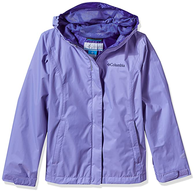 Niñas Arcadia Jacket La Púrpura Columbia Abrigo Para Lluvia qwOn5d