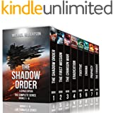 The Shadow Order - Books 1 - 8 (The complete series): A Space Opera