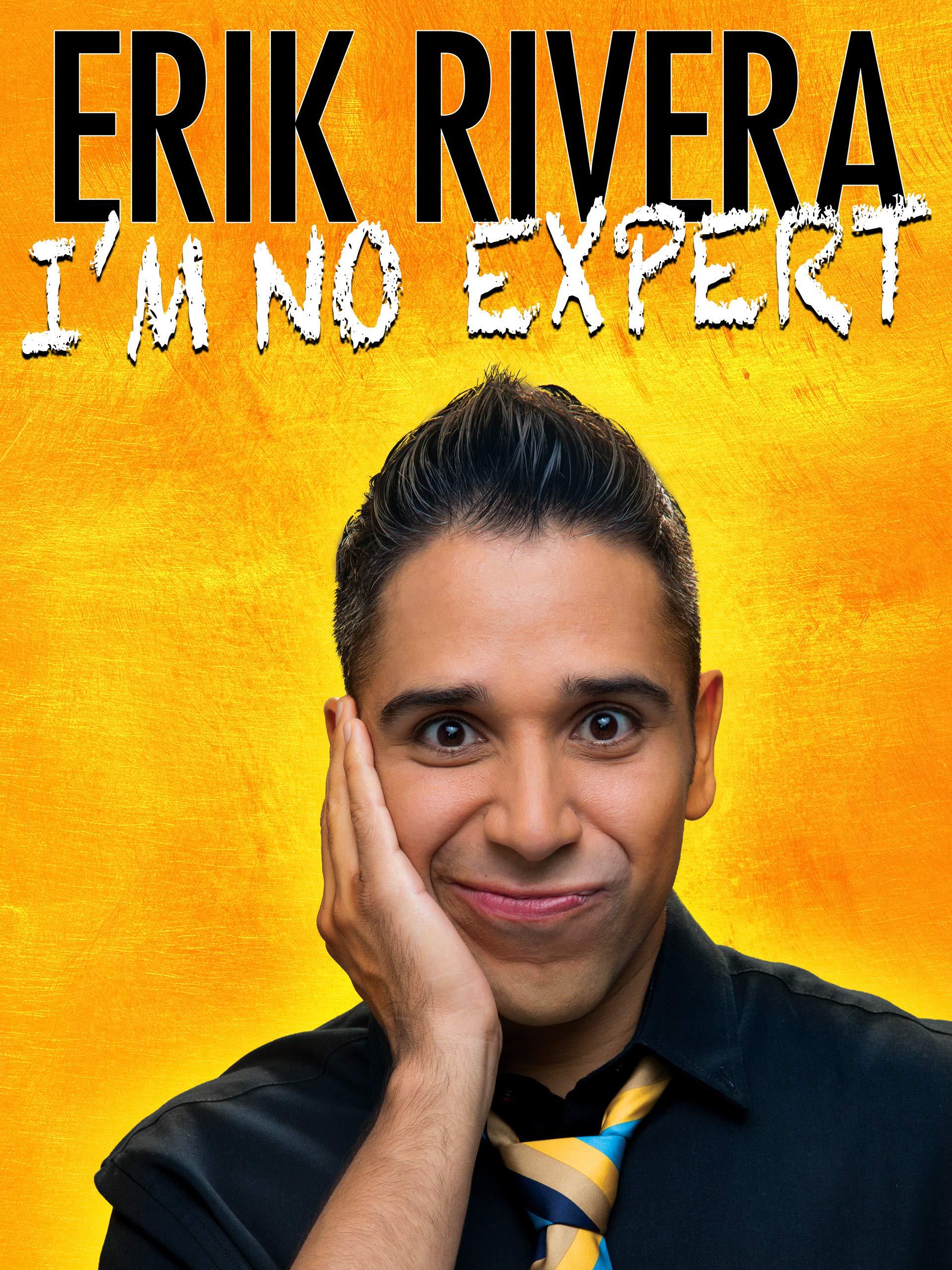 Erik Rivera: I'm No Expert on Amazon Prime Video UK