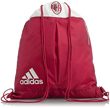 : adidas Ac Milan Gym Sack : Sports & Outdoors