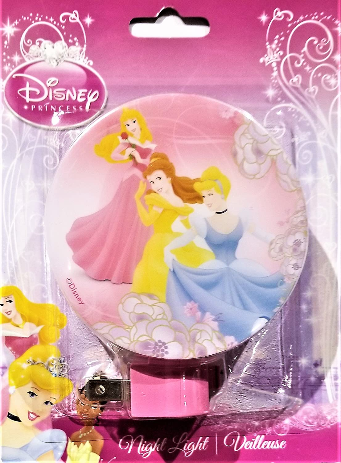 Amazon.com: Disney Princess – Luz nocturna: Baby