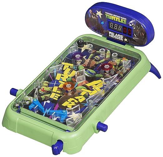 Tortugas Ninja - Pinball electrónico (Sambro TMT-743 ...